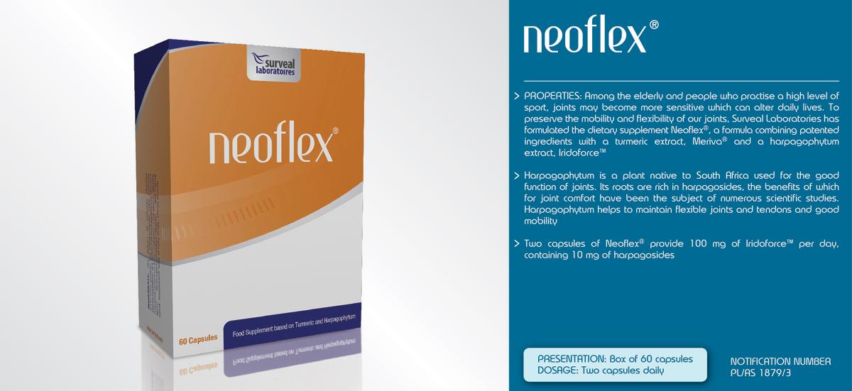 neoflex laboratoires surveal